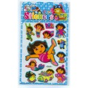 sell dore puffy stickers-meishuooffice co.,ltd